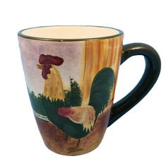 Coffee Cup with Rooster from Premier Homegoods site